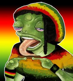How to roll a Blunt the Frog Marley Way #howtoguides #bluntculture #bobmarley