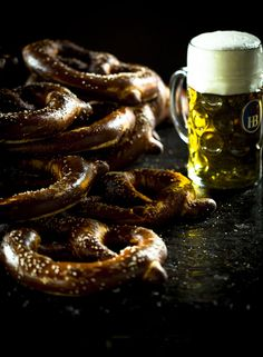 pretzels of germany | ... Square, Somerville | The Food and Drink of Germany & Central Europe