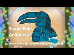 Johan Svensson - Tangerine [Epidemic Sound] Shape Fold Animals #1 1080p ...