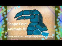 Johan Svensson - Tangerine [Epidemic Sound] Shape Fold Animals #1 1080p ...
