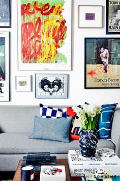 311 Best Art On Walls Framed Art Images Living Room Design