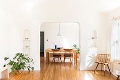 See more images from Tour a Fashion Designer's Less-Is-More LA Office on domino.com