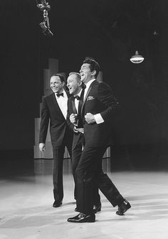 Frank Sinatra, Bing Crosby, and Dean Martin on The Bing Crosby Show, 1964
