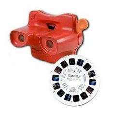 """ViewMaster... Eveyone had one. We used to trade """"movies""""...lol"""