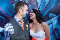 Phil & Lin- In the neighborhood Urban Light Studios- Seattle. #urbanlightstudios #seattlebride #seattle #seattlewedding #phinneywood #weddingphotographer