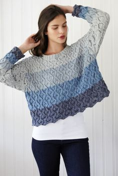 Debbie Bliss Cotton Denim DK - Pattern Book - Knitting Book - Debbie Bliss - 1