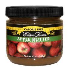 Apfelbutter Konfitüre mit nur 3.57 g Kohlenhydraten bei knapp 12 Kalorien! - Wieder online bestellbar.