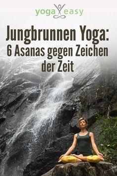 Anti-Aging-Yoga: Diese Yoga-Übungen halten jung und fit.