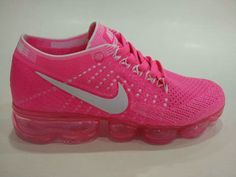 fef6280f72c6 Latest and Newest 2018 NIKE AIR VAPORMAX FLYKNIT WOMENS SHOES PINK WHITE Running  Shoes Nike