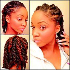 Large flat twists hair affair, natural hairstyles, flat twist hairstyles, b Pelo Natural, Natural Hair Tips, Natural Hair Journey, Natural Hair Styles, Natural Twists, Natural Beauty, Natural Curls, Sisterlocks, Scene Hair