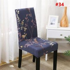 Decorative Chair Covers - Shipping Worldwide, Off Just Today, Refund Money Fully, Guarantee, Buy it now online from wowelo. Dining Room Chair Covers, Accent Chairs For Living Room, Dining Table Chairs, Stylish Chairs, Slipcovers For Chairs, Room Decor, Bag Chairs, Free Shipping, Herman Miller