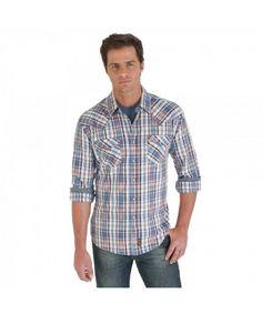 9d5954b92f Wrangler Retro Western Snap Shirt Western Shirts