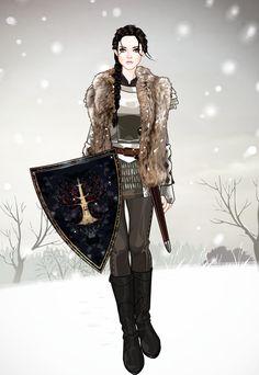Arya Stark - Prepare to die by EcaJT.deviantart.com on @deviantART