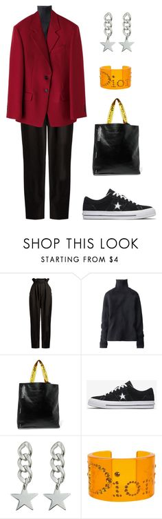"""""""Untitled #1996"""" by lucyshenton ❤ liked on Polyvore featuring Maison Margiela, Uniqlo, Off-White and Christian Dior"""