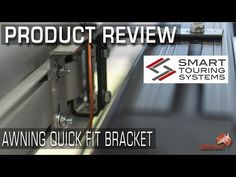 Quick Fit Awning Bracket System Review   ALLOFFROAD #134 - YouTube Car Awnings, Fit Car, Land Cruiser, Touring, Fitness, Youtube, Youtubers, Youtube Movies