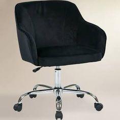 velvet task chair - Google Search