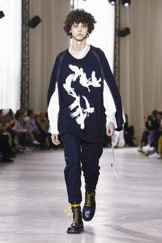 Ann Demeulemeester Menswear Spring Summer 2017 Paris