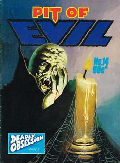 Cover for Pit of Evil (1975 series) #14