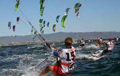 Spettacolo assicurato per i Mondiali di kitesurf a Cagliari in Sardegna dal 12 al 18 Maggio 2014: Cagliari sarà nuovamente la sede dei Mondiali di Kitesurf classe Kiteboard Course Racing (Formula Kite), categoria Master e Giovani.   #EventiCagliari