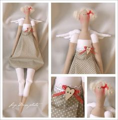 Love this Tilda Angel