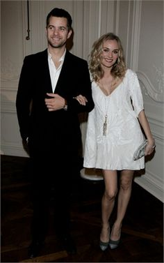 La petite robe noire: Couples … Joshua Jackson & Diane Kruger