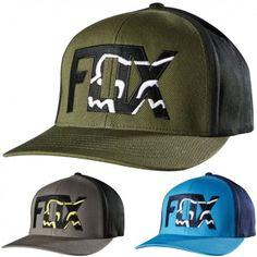 Fox Placid Flexfit Hat 13605ea2d8e7