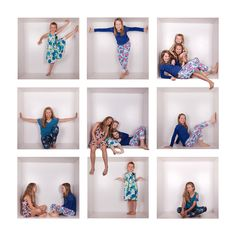 These are so cute - lots of different poses