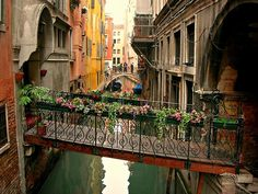 Venice...one of my favorite places.