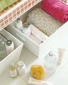 33 Cool Makeup Storage Ideas | Shelterness