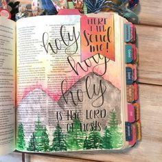 Bible Journaling Tip-ins - Plus A Free Printable Tipps zum Bibeljournal Source by . Bible Drawing, Bible Doodling, Scripture Study, Bible Art, Scripture Journal, Bible Journaling For Beginners, Art Journaling, Journal Art, Journal Ideas