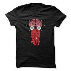 (Tshirt Like) Crazy Brain [TShirt 2016] Hoodies, Funny Tee Shirts