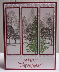 Christmas Class card.   We have 11 to pick from.