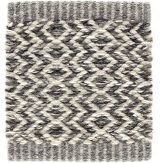 Ingrid icon | kasthall.com Wall Carpet, Rugs On Carpet, White Beige, Brown And Grey, Hair Yarn, Custom Rugs, Grey Stone, Classic Collection, Elle Decor