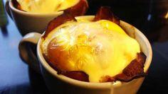Paleo Rezepte Ofen Ei