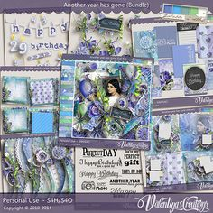 Another Year Has Gone {Bundle}