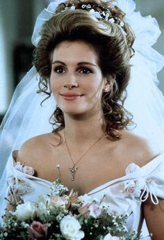 Steel Magnolias - Up until Shelby had her hair cut, I absolutely loved every style she wore it in!