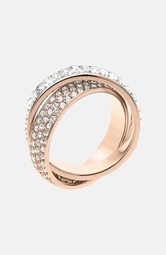 Such a gorgeous ring and it is $115!  Great Christmas gift.  Come in three colors.