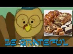 Have you met GobbleTov? He's now featured in his very own video. Yum Tov to you and the entire mishpacha!