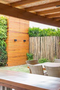 Backyard Pool Designs, Patio Design, Backyard Patio, Backyard Landscaping, Ideas Terraza, Small Balcony Decor, House Extension Design, Deck With Pergola, Dream House Exterior