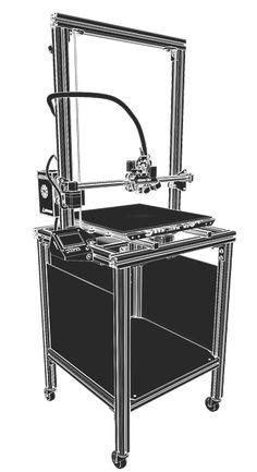 gCreate | Large Format 3D Printers | Brooklyn