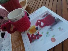 La suite du mug cosy réalisé par Maryline // Créative n°30 Diy, Bricolage, Diys, Handyman Projects, Do It Yourself, Crafting