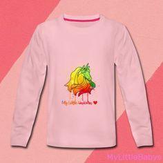 My Little Unicorn, One Design, Graphic Sweatshirt, Sweatshirts, Sweaters, Shopping, Fashion, World, Moda