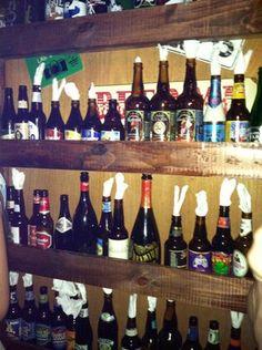 Best beer place in Puerto Rico. Period.     Small Bar Beer Garden, Condado beach.