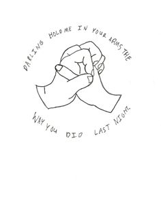 "Anon requested: Could you do a drawing inspired by Ed Sheeran's lyrics ""darling hold me in your arms the way you did last night""? Ed Sheeran inspired tattoo©. ""Darling hold me in your arms the way you..."