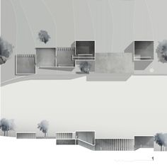 section graphics architecture \ section graphics architecture . section drawing architecture graphics . landscape architecture section graphics . architecture section photoshop graphics . section design architecture graphics Coupes Architecture, Plans Architecture, Architecture Graphics, Architecture Visualization, Interior Architecture, Drawing Architecture, Sections Architecture, Rhino Architecture, Architecture Quotes