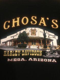 Harley Davidson Iraq T Shirt
