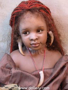 Susan Krey Collectible Dolls. So beautiful, perfect detail