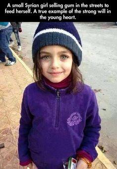 Those Syrian eyes…