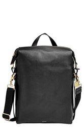 Skagen 'Agger' Leather Sling Bag