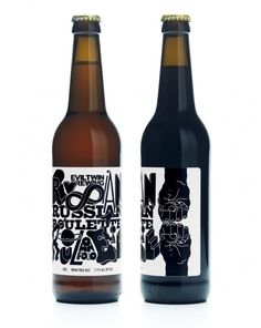 Busy can work.  A collaborative beer between Swedish brewery Omnipollo and Danish brewery Evil Twin.  Design: Designed by Karl Grandin & Martin Justesen from Sweden/Denmark